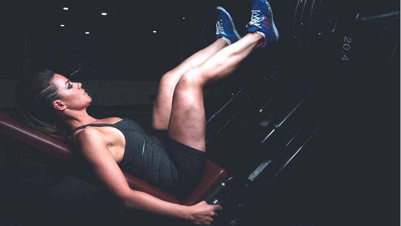 Erster Tag im Fitnessstudio