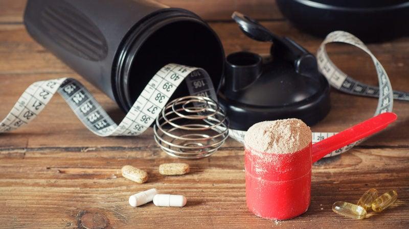 Eiweiß Proteine Grundlagen Proteine beim Muskelaufbau
