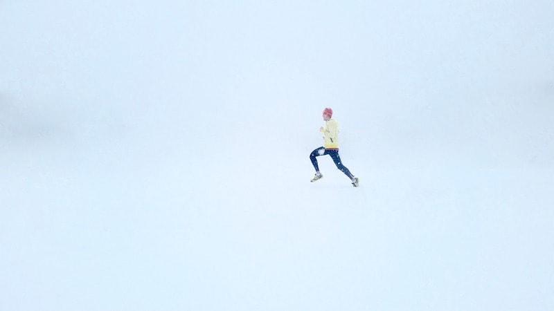 Joggen im Winter Kälte Kalt Tipps Tricks