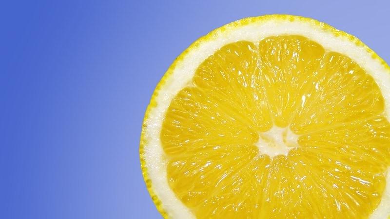Zitrone Vitamin C