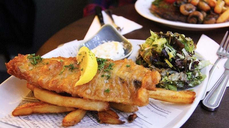 Fisch Gesund Nährstoffe