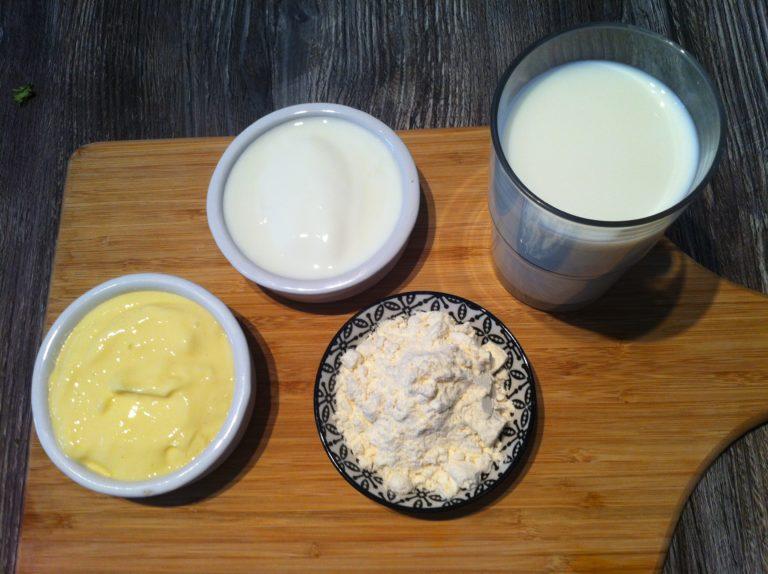 Der Protein Frühstücks Joghurt Drink1
