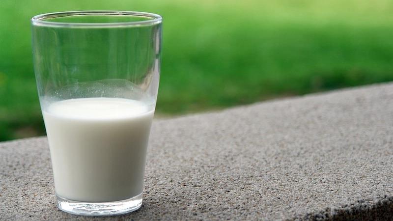 Milch Kalzium