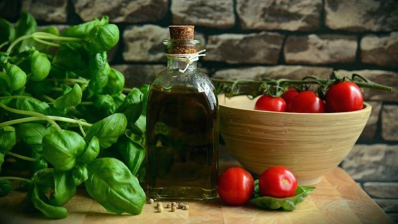Öl Öle Salat Dressing Inhaltsstoffe