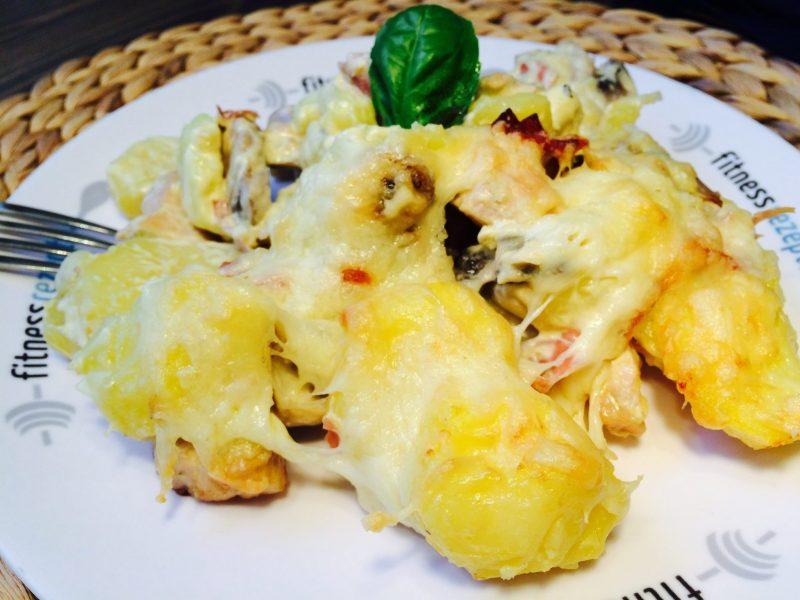 Der Power Kartoffelauflauf für Kochmuffel