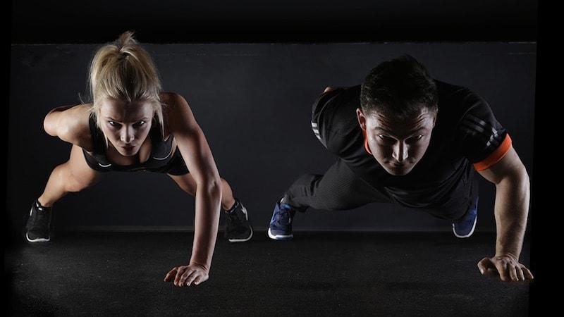 Bodyweight Körpergewicht Übungen Training Workout
