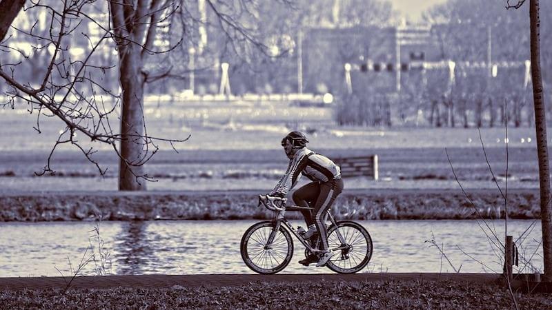 Fahrrad Biking