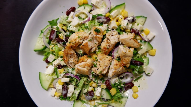 Bonduelle Protein-Salat