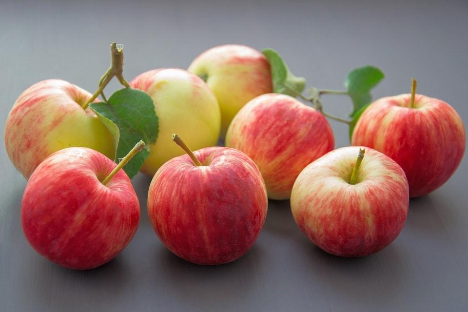 Äpfel, Apfel