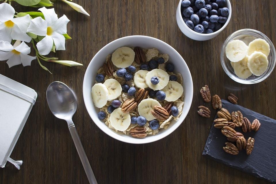 Porridge, Banane