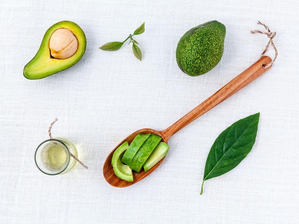 Avocadoöl, Öl, Avocado
