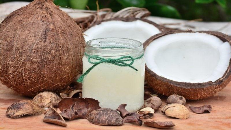 Kokosöl, Ernährung, Gesundheit