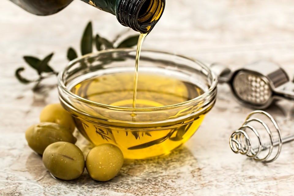 Dressing, Öl, Olivenöl