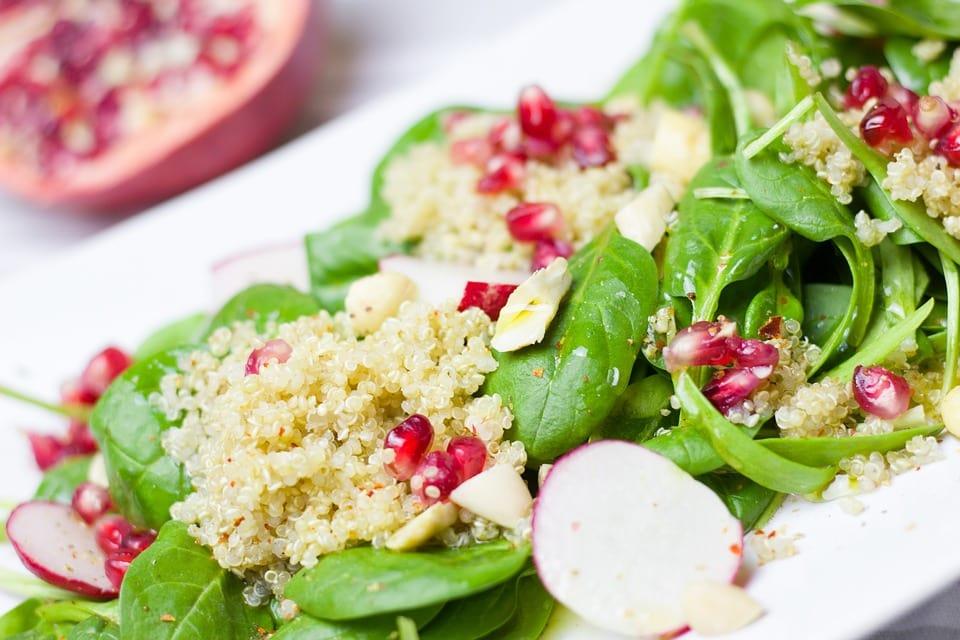 Granatapfel, Salat