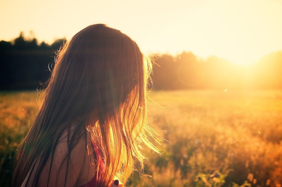 Sommer, Sonnenschein