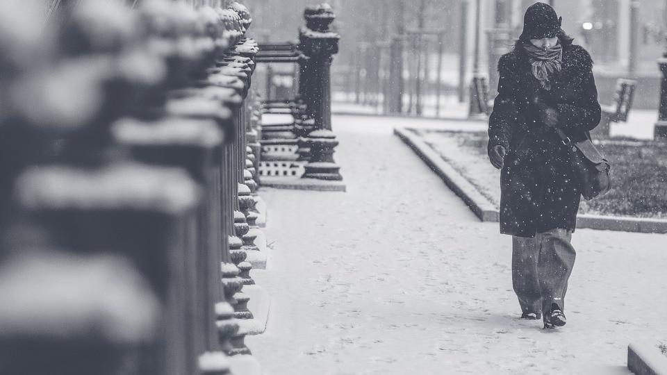 Winter, Kälte