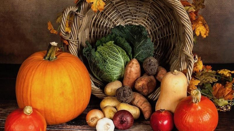 Ernährung im Herbst