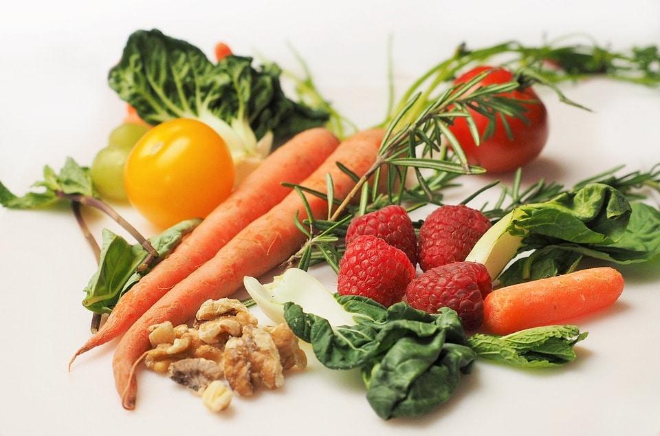 Ernährung, Gesund, Obst, Gemüse