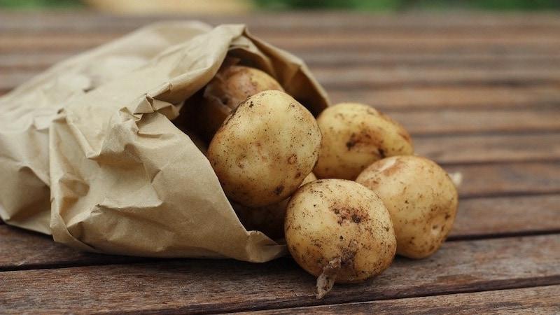 Kartoffeln, Abnehmen, Abnehmen mit Kartoffeln, Stärke, Resistente Stärke