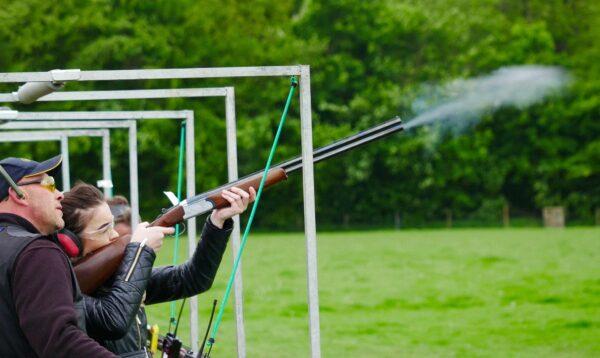 Schützenverein, Schießen