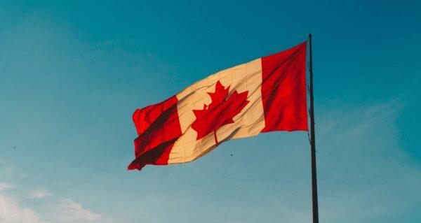 Kanada, Flagge