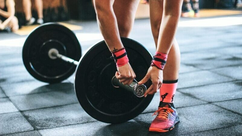 Training, Gym, Krafttraining, Muskeln