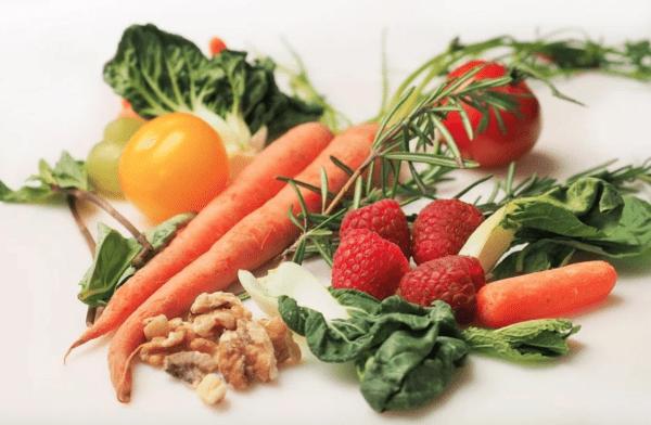 Vitamine, Obst, Gemüse