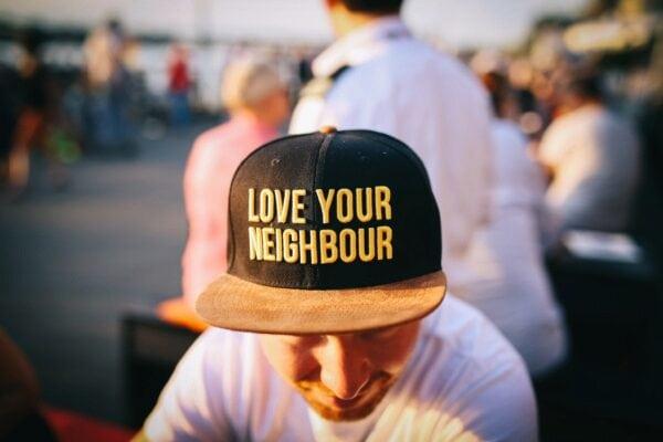 Corona, Nachbar, Nachbarschaftshilfe