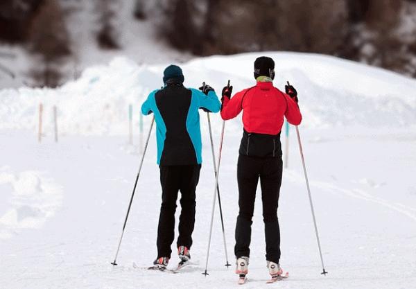 Skilaufen, Skilanglauf