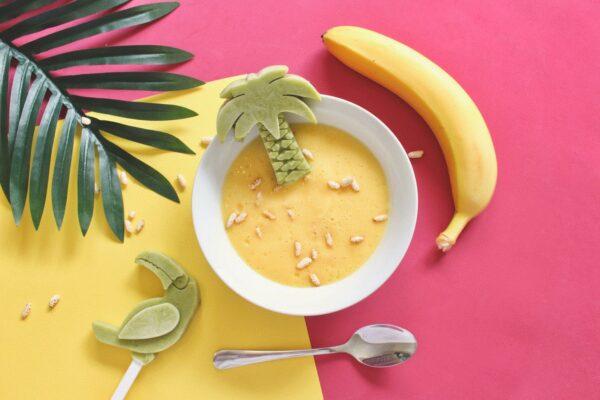 Nicecream, Bananeneis, Banane