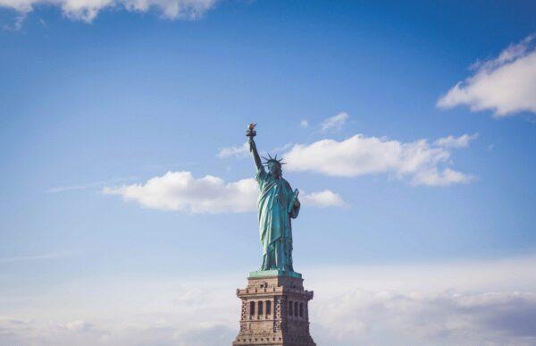 USA, Freiheitsstatue