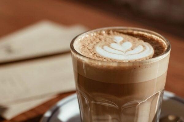 Milchkaffee, Latte Macchiato
