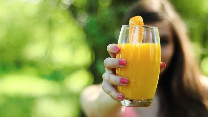 Fruchtsaft, Orangensaft