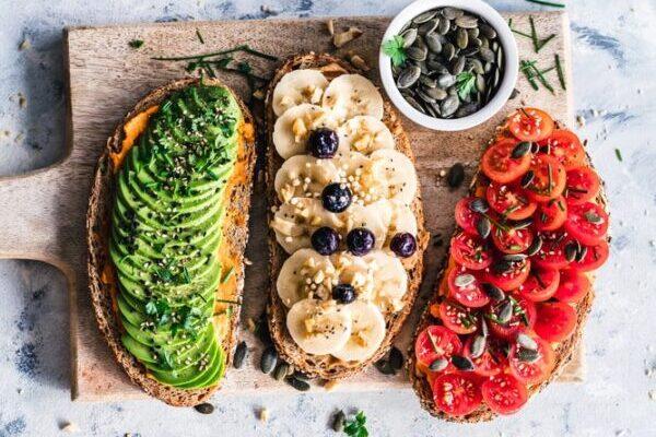Brote, Vegan, Aufstrich