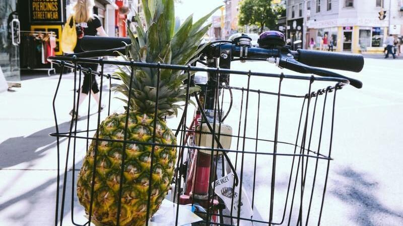 Nachhaltig, Ananas